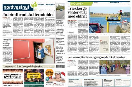 Nordvestnyt Holbæk Odsherred – 28. december 2019