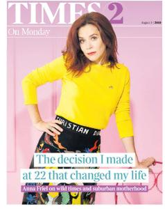 The Times Times 2 - 5 August 2019