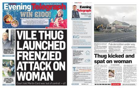 Evening Telegraph First Edition – December 06, 2019