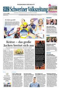 Schweriner Volkszeitung Hagenower Kreisblatt - 08. Februar 2020