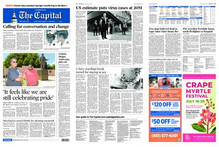 The Capital – June 26, 2020