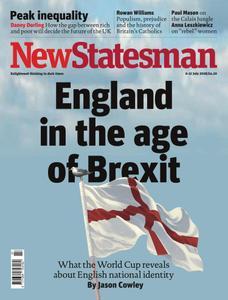 New Statesman - 6 - 12 July 2018