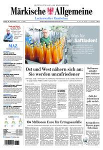 Märkische Allgemeine Luckenwalder Rundschau - 30. August 2019