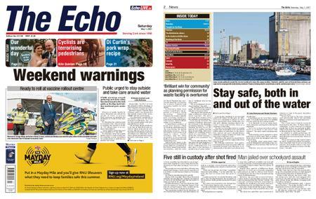 Evening Echo – May 01, 2021