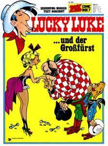 Zack Box 07 Lucky Luke und der GrossfuerstZack Box 07 Lucky Luke und der Grodfffcrst