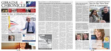 Gibraltar Chronicle – 30 December 2017