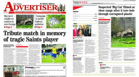 The Herts Advertiser – March 21, 2019