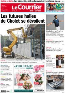 Le Courrier de l'Ouest Cholet – 22 mai 2019