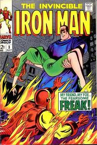 Iron Man Issue #3 Volume 1