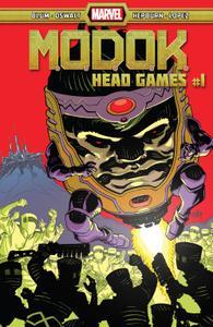 M O D O K-Head Games 001 2021 Digital Zone