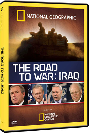 National Geographic: The road to War Iraq