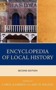 Encyclopedia of Local History, Second Edition