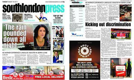 South London Press – August 29, 2017