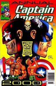 Captain America V1 Annual 2000