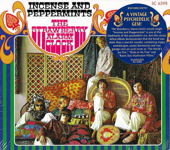 Strawberry Alarm Clock - Incense and Peppermints (1967) Reissue 2011