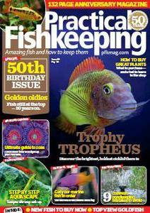 Practical Fishkeeping - May 2016
