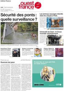 Ouest-France Édition France – 19 novembre 2019