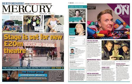 Hertfordshire Mercury – April 08, 2021