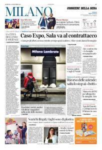 Corriere della Sera Milano - 31 Dicembre 2017