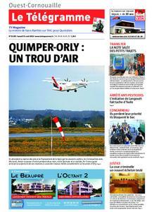 Le Télégramme Ouest Cornouaille – 31 août 2019
