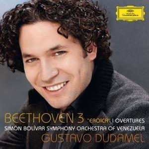 """Gustavo Dudamel - Beethoven: Symphony No. 3 - """"Eroica"""" & Overtures (2012) [Official Digital Download 24/96]"""