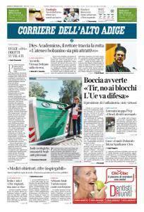 Corriere dell'Alto Adige - 26 Maggio 2018