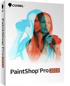 Corel PaintShop Pro 2019 v21.1.0.25 Multilingual + Portable