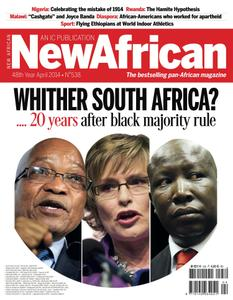 New African - April 2014