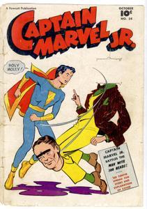 [1947-10] Captain Marvel Junior 054 ctc repost