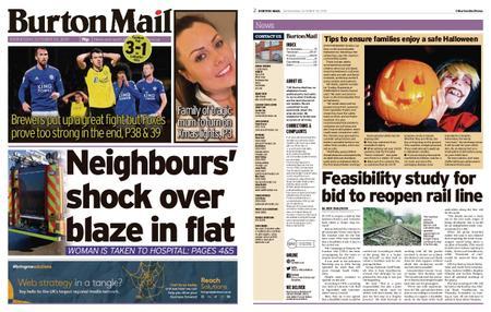 Burton Mail – October 30, 2019