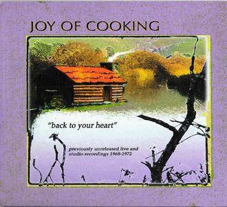 Joy Of Cooking - Back To Your Heart (2CD) (2007) {NJOY} **[RE-UP]**