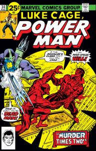 Luke Cage, Power Man 034 (1976) (Digital