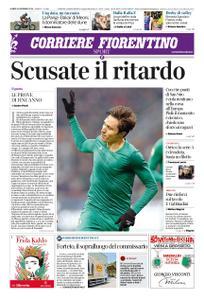 Corriere Fiorentino La Toscana – 24 dicembre 2018