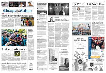 Chicago Tribune – September 20, 2019