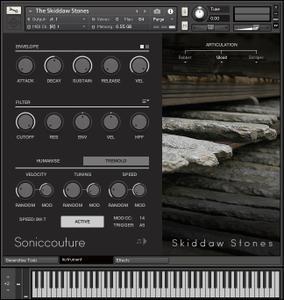 Soniccouture The Skiddaw Stones v2.0.0 KONTAKT
