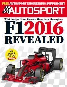 Autosport - 7 January 2016