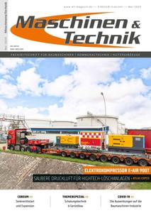 Maschinen & Technik - Mai 2020