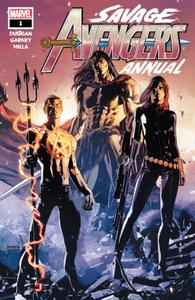 Savage Avengers Annual 001 2019 Digital Zone