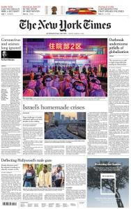 International New York Times - 6 March 2020