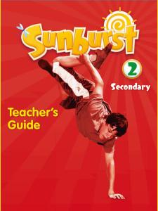 ENGLISH COURSE • Sunburst Secondary 2 • Teacher's Guide (2018)