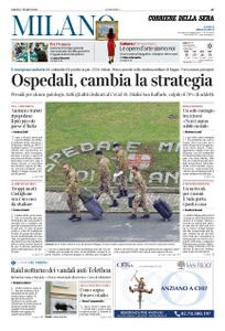 Corriere della Sera Milano – 07 marzo 2020