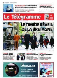 Le Télégramme Brest – 12 mai 2020