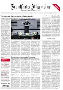 Frankfurter Allgemeine Zeitung F.A.Z. - 10. November 2018