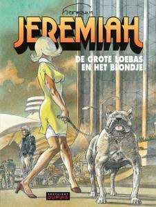 "Strip - ""Jeremiah - 33 - De Grote Loebas En Het Blondje cbr"