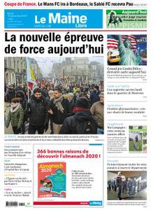 Le Maine Libre Sarthe Loir – 10 décembre 2019