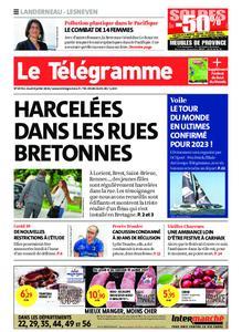 Le Télégramme Landerneau - Lesneven – 08 juillet 2021