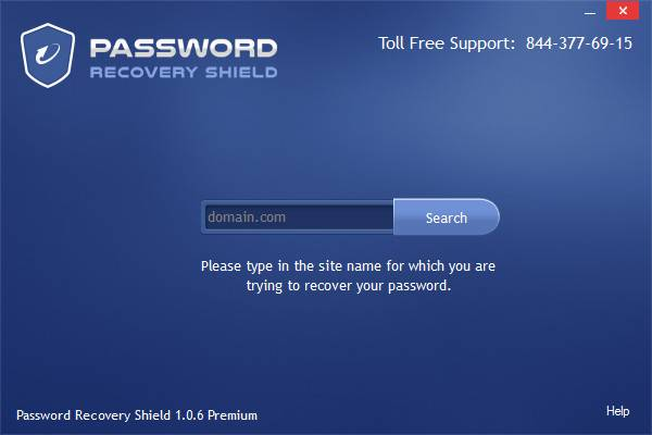 Password Recovery Shield 1.0.6 Premium Portable