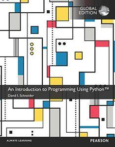 An Introduction to Programming Using Python