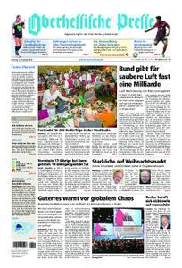 Oberhessische Presse Marburg/Ostkreis - 04. Dezember 2018
