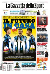 La Gazzetta dello Sport Bergamo – 13 febbraio 2021